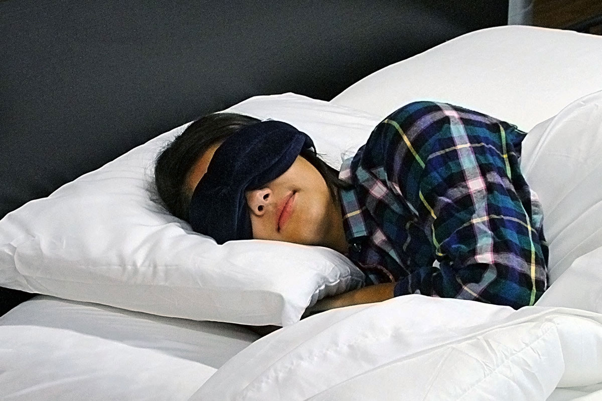 Маска для сна Sleep Mask от магазина Beddington.ru
